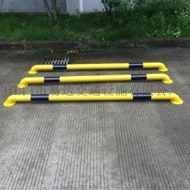 广东钢管车辆定位杆 防撞抗压挡车器 稳定可靠易维护