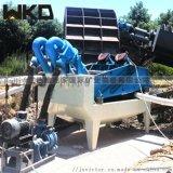 细沙回收设备 高频脱水筛细沙回收机 泥沙提取机