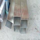 亞光拉絲304材質不鏽鋼方管100*100*2.7