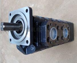 济南液压齿轮油泵 JHP系列双联泵 汽车齿轮泵生产商价位报价