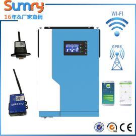 5.5KW 48V光伏离网逆变控制一体机