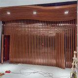 三亞造型木紋鋁方通 泉州仿木紋弧形鋁方通