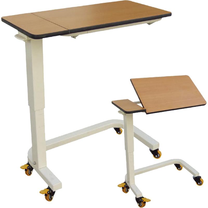 SKH201-4 可翻转移动餐桌 病房餐桌