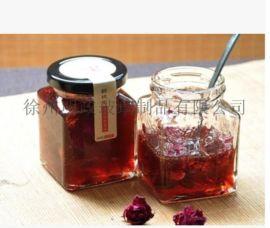 玻璃瓶蜂蜜瓶密封罐储物罐罐头瓶酱菜瓶果酱瓶燕窝瓶