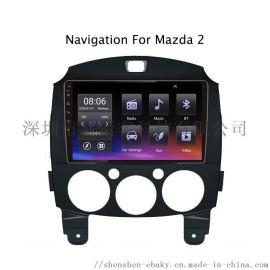 车载GPS导航适用于马自达2