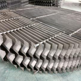不锈钢304材质S型折流板除雾器层高200mm