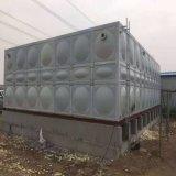 裝配式封閉水箱鍍鋅屋頂模組水箱廠家