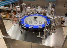 装盒机,日化行业专业装盒机系列,立式转盘装盒机