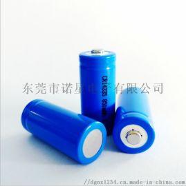 厂家直销CR14335锂锰柱式电池