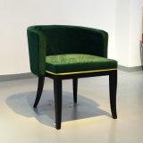 北欧轻奢餐椅家用餐厅铁艺椅子ins靠背化妆椅