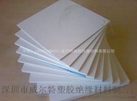 大量供应 475白胶板 HIPS板 聚苯乙烯板 HIPS板批发 质优价平