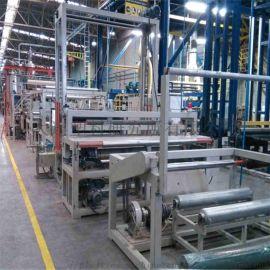 通风降噪网/麦克垫/土工丝垫设备/生产线