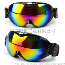 双层防雾滑雪眼镜 现货批发