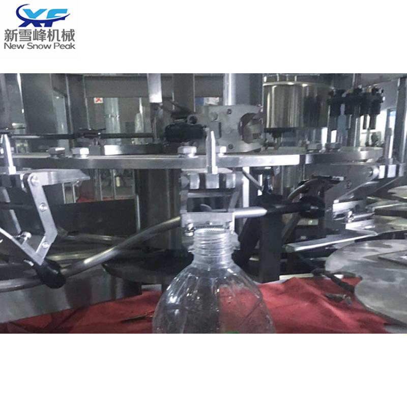 三合一灌装机 矿泉水生产线 全自动灌装机