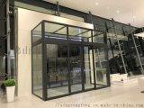 廣州上汽大衆4S店自動門 鋁型材氟碳自動感應門