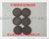 供应不锈钢多层烧结网 防爆片过滤网 可定制