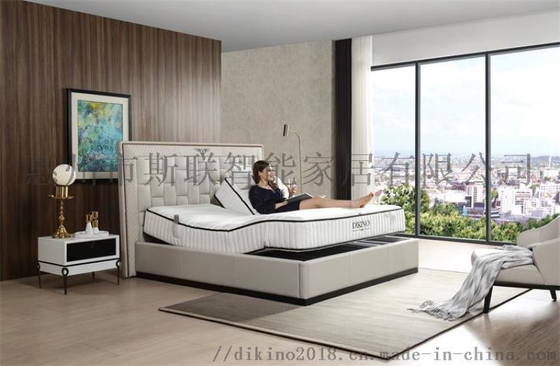 迪姬诺天然乳胶酒店床垫情趣床垫智能电动床垫