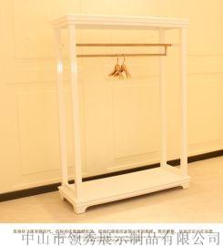 艾斯破瑞女装展示柜_靠墙女装展示柜落地
