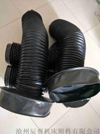 按需定制防尘油缸保护套 沧州嵘实油缸保护套