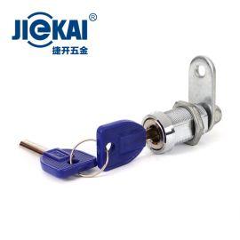 JK519游戏机转舌锁 芬兰钥匙锁 机械门锁