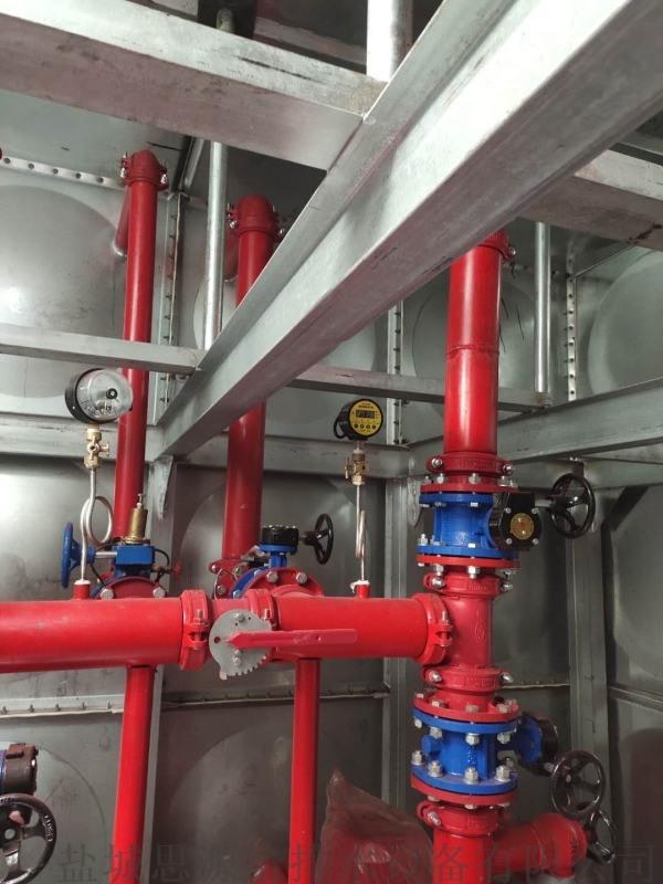 热镀锌地埋式箱泵一体化 福州地埋式箱泵一体化