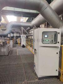 烟道尾部CO在线监测反馈调节烟气处理系统