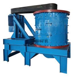 立式复合式制砂机 石英砂复合式破碎机