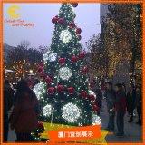 耶誕節聖誕樹道具 展覽展示  商場美陳
