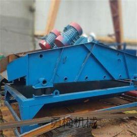 DZSF1330碳钢直线筛分机-勇梅直线矿用筛