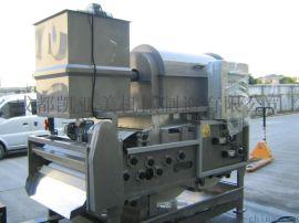 带式压榨机皮带压榨机湖北凯亚美带式浓缩脱水机