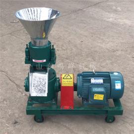 养鸡场饲料加工设备, 草粉秸秆饲料颗粒设备