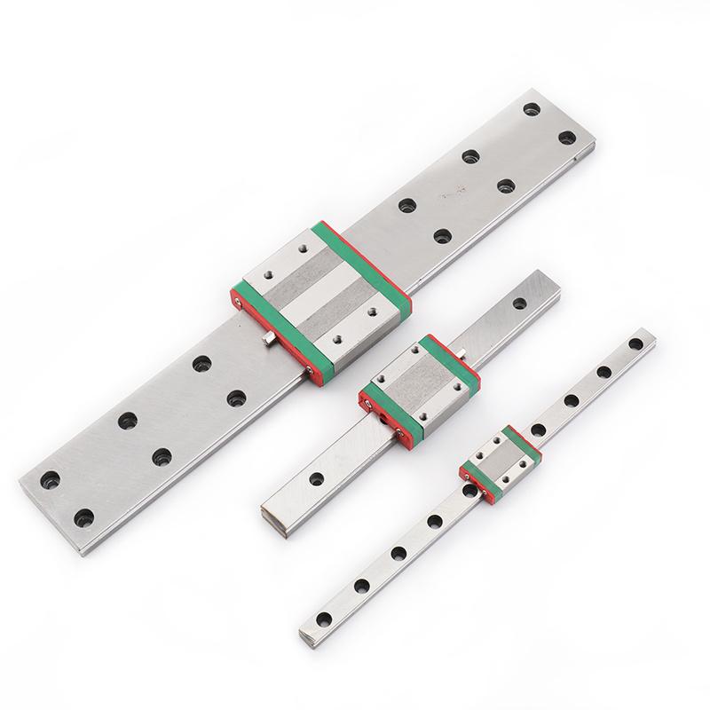 国产微型直线导轨滑块MGN5不锈钢滑轨