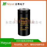 铝电解电容3300UF650V