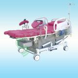 妇科手术床 ,升降产病一体床,豪华电动产病床