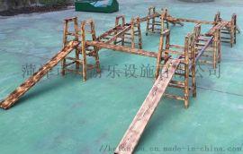 進口幼兒園碳化積木 大型積木生產