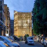 幕牆凹凸鋁板 外牆鏤空鋁板 牆面藝術鋁單板
