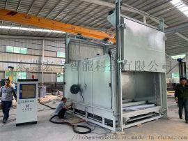 质量保障 T4快速淬火炉 立式固溶炉 T6工业炉