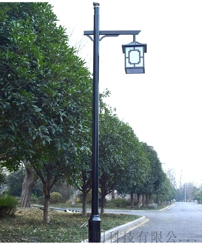 南充仿古庭院灯,南充中式景观灯,南充路灯厂