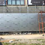 玄關浮雕鏤空鋁單板 造型浮雕鋁單板屏風