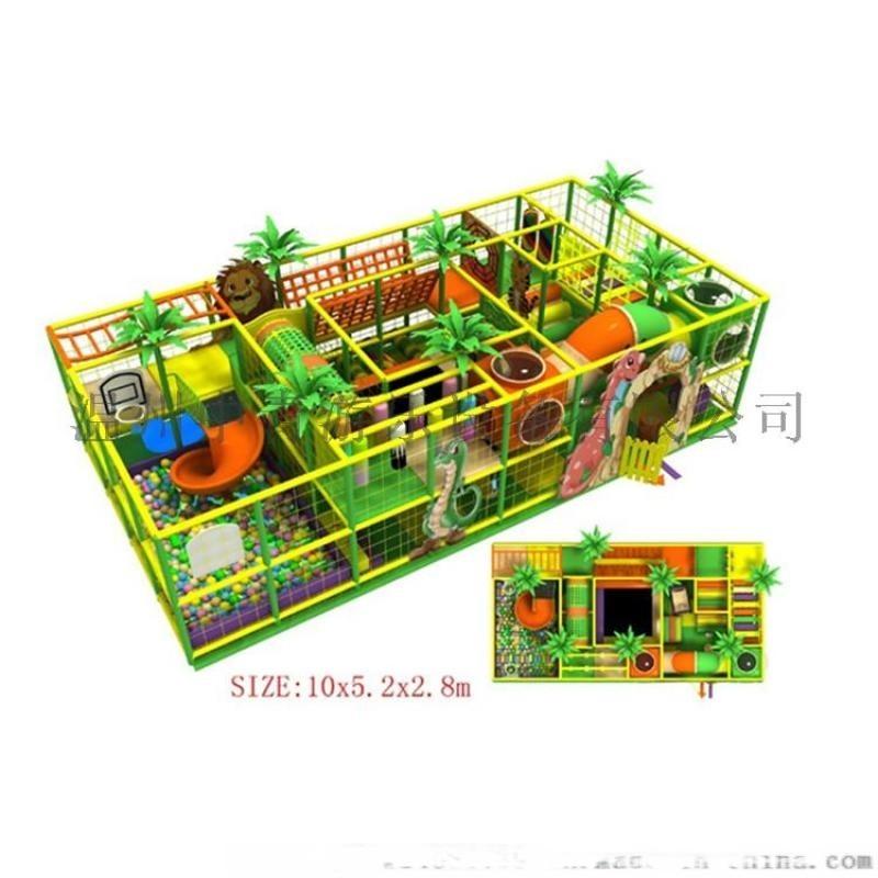 中青遊樂 兒童室內樂園設備 淘氣堡廠家直銷