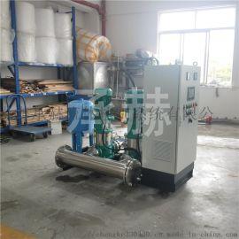 进口威乐wilo水泵变频节能增压机组一控二无负压