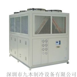50HP水池快速降温冷水机,电泳池冷却机