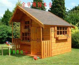防腐木木屋  金华木屋厂家  木屋定做设计施工