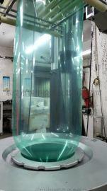 商家热销小型吹膜机 聚丙烯吹膜机 高压料吹袋机