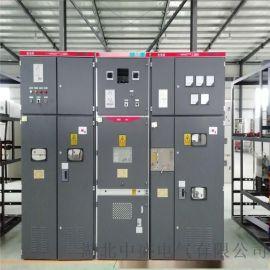 KYN28A高压成套开关设备配电室平面布置/配电箱