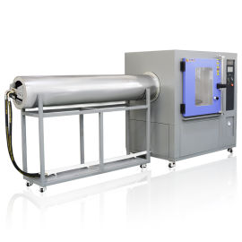 箱式淋雨试验箱 IP34 防水喷淋降雨模拟试验房