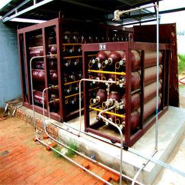 供应气瓶集装格,CNG储气瓶组