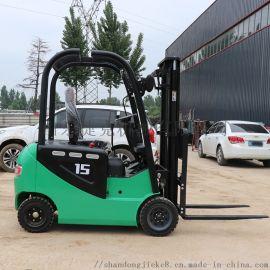 直流电动叉车 环保便捷 捷克1.5吨标配电动叉车