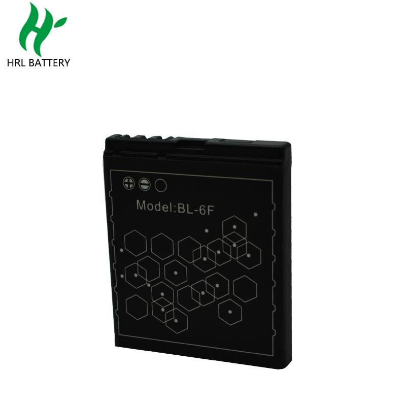 6F 1100mah 3.7V 小型設備鋁殼電池