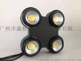 舞臺燈光廣州鑫橙舞臺燈光LED四眼防水觀衆燈